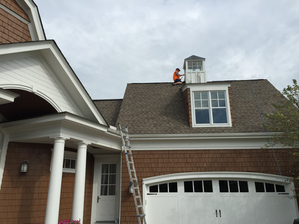 exterior painting services columbus neighborly painters