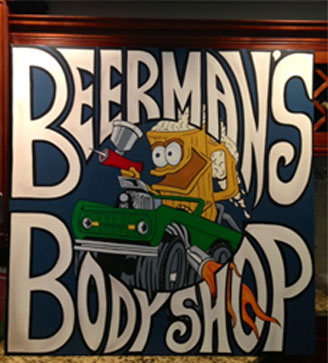 Neighborly-Painters-Mural_Beermans-Body-Shop