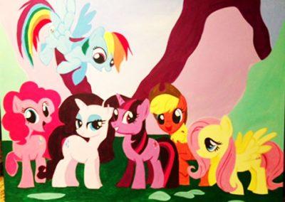 Neighborly-Painters-Mural_Ponies